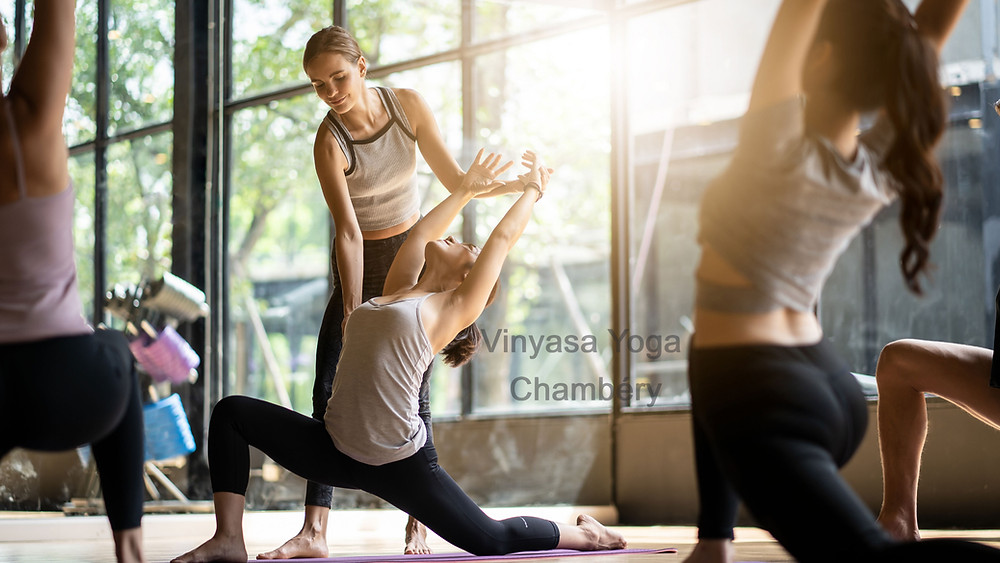 Cours de Yoga débutant à Chambéry rentrée septembre 2020