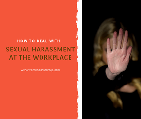 Tips To Successfully File A Sexual Harassment Complaint At Work