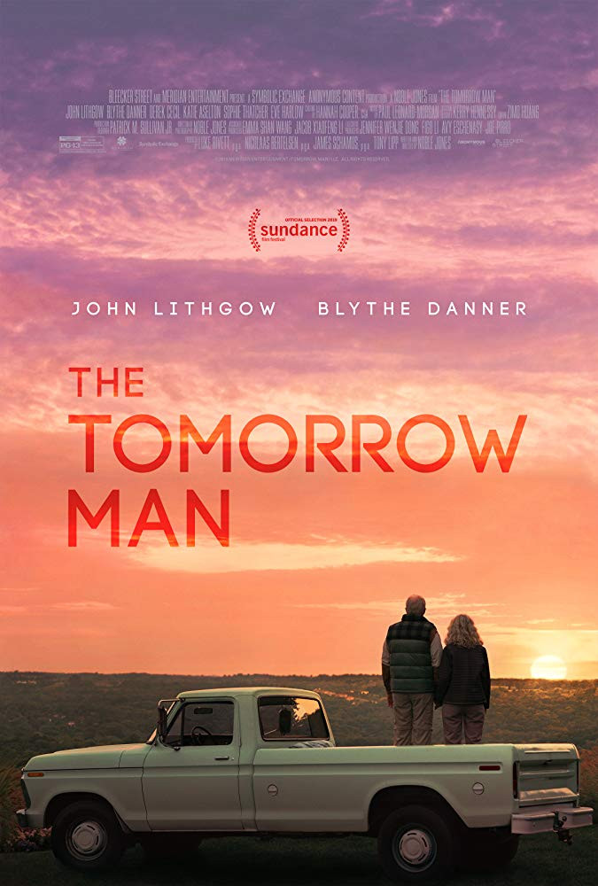 The Tomorrow Man film review
