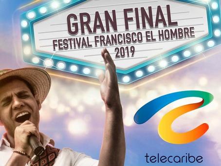 Comunicado 38 de 2019: Esta noche Francisco El Hombre suena en Telecaribe