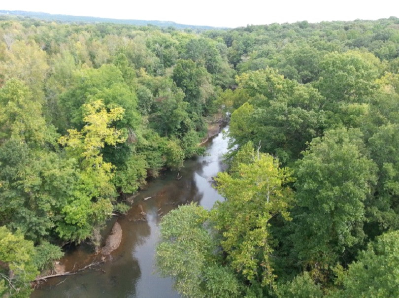 Appomattox River from High Bridge
