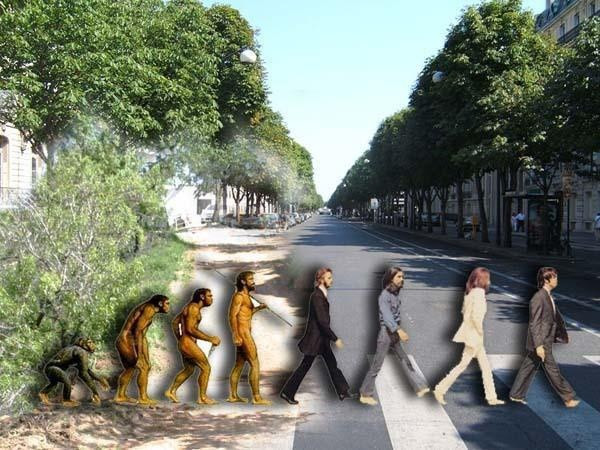Эволюция Beatles   Rock Auto Club