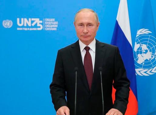 Rusia ofrece su vacuna contra el COVID-19 a la ONU