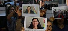 Solidarietà a Leyla Guven e a tutt* i/le prigionier* politici nelle carceri turche