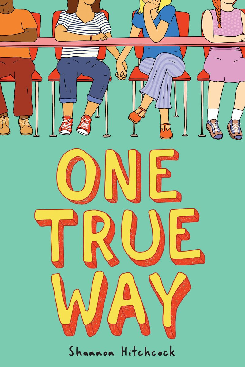 One True Way by Shannon Hitchcock : the book slut book reviews thebookslut