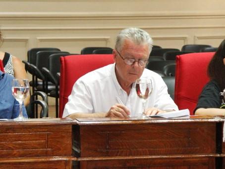 ''El Intendente violó las normas y le faltó el respeto a la Democracia y a los vecinos''