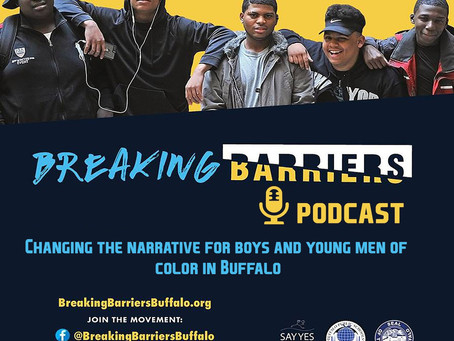 Breaking Barriers Podcast - Episode 6 feat. Officer Moe Badger