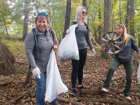 Community Project | Trail Cleanup! | Germantown, MD