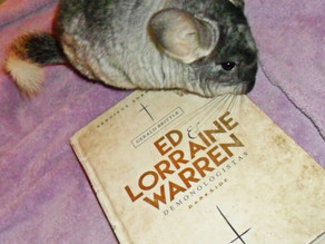 Ed & Lorraine Warren  Demonologistas - Gerald Brittle (resenha)