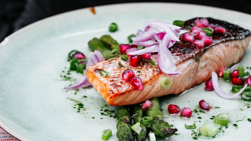 Salmon recipe omega 3