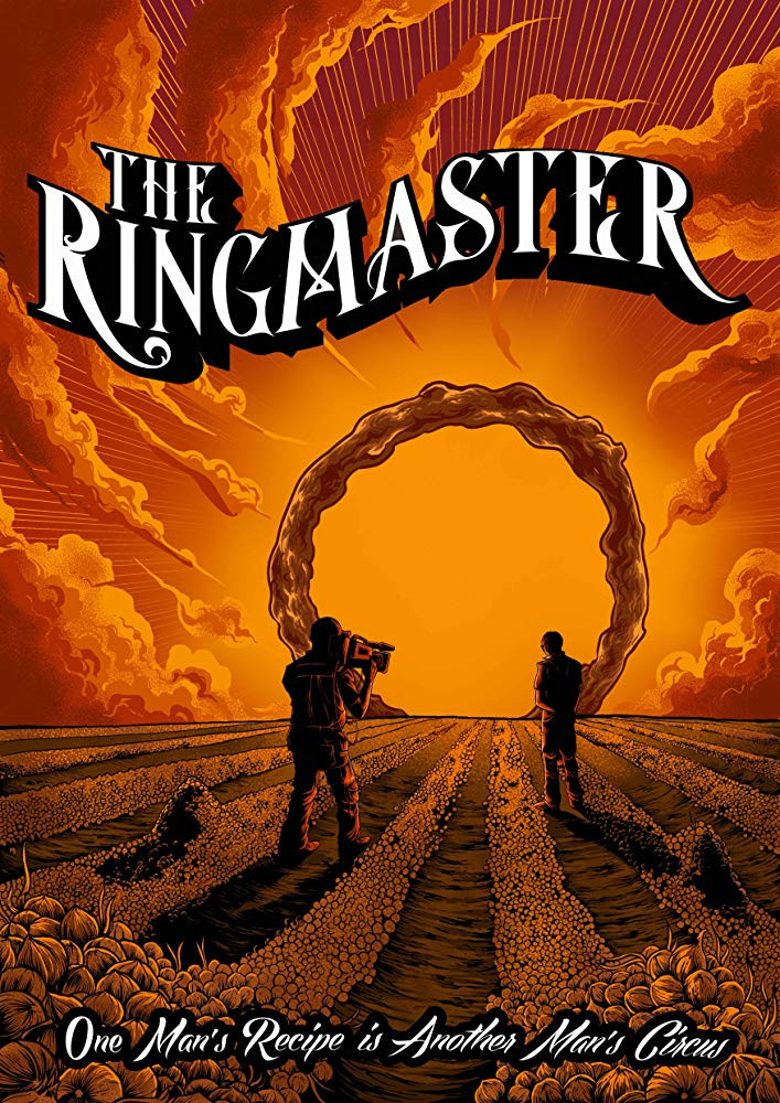 The Ringmaster movie poster