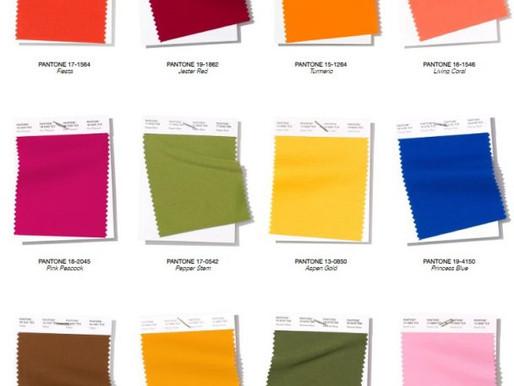 Модные цвета весна-лето 2019: яркая дюжина и нейтральная четверка
