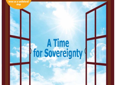 Does the Sovereignty Movement Oppose Sovereignty?