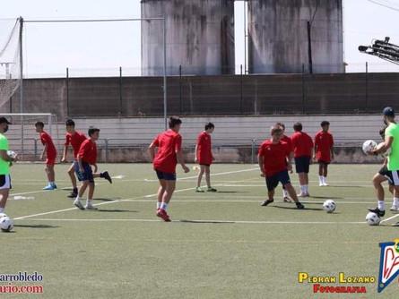 El CP Villarrobledo B de Gimena empezará finalmente la liga el 29 de noviembre
