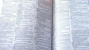 Werken verklarende woordenlijsten?