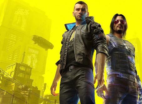 عرض جديد للعبة Cyberpunk 2077