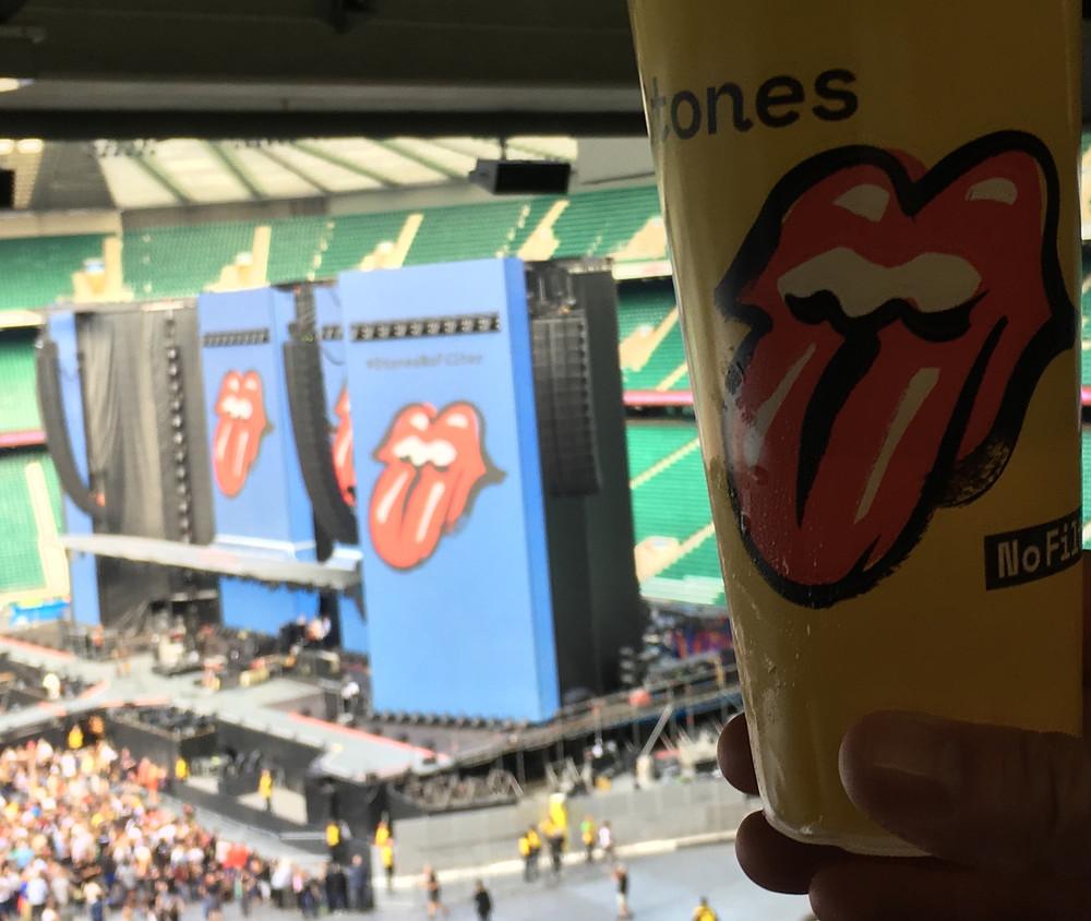 Rolling Stones #StonesNoFilter at Twickenham