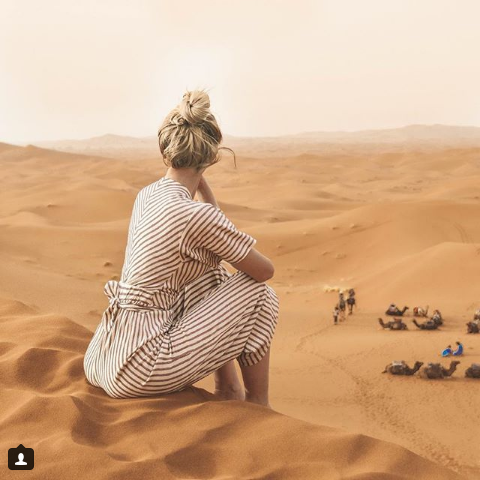 9-Day Dream Trip for May 2018 - Merzouga, Morocco