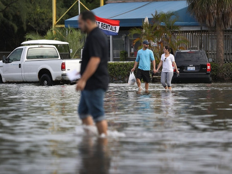 Coastal Flooding Study