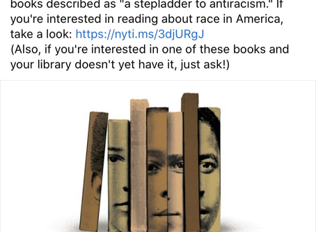 Anti-Racism Reading List