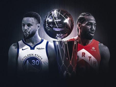 NBA Finals Game 3 Preview - Golden State Warriors Vs. Toronto Raptors (6/5/19)