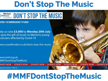 Don't Stop The Music - Merton Music