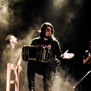 Entrevista a Pablo Bernaba del Quinteto Negro La Boca - 10 Años
