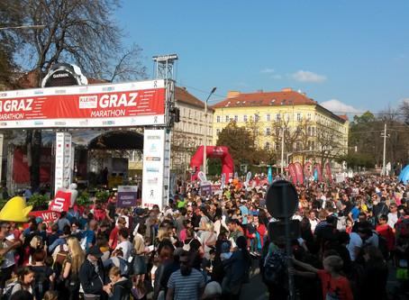 Tag der Rekorde beim Graz-Marathon