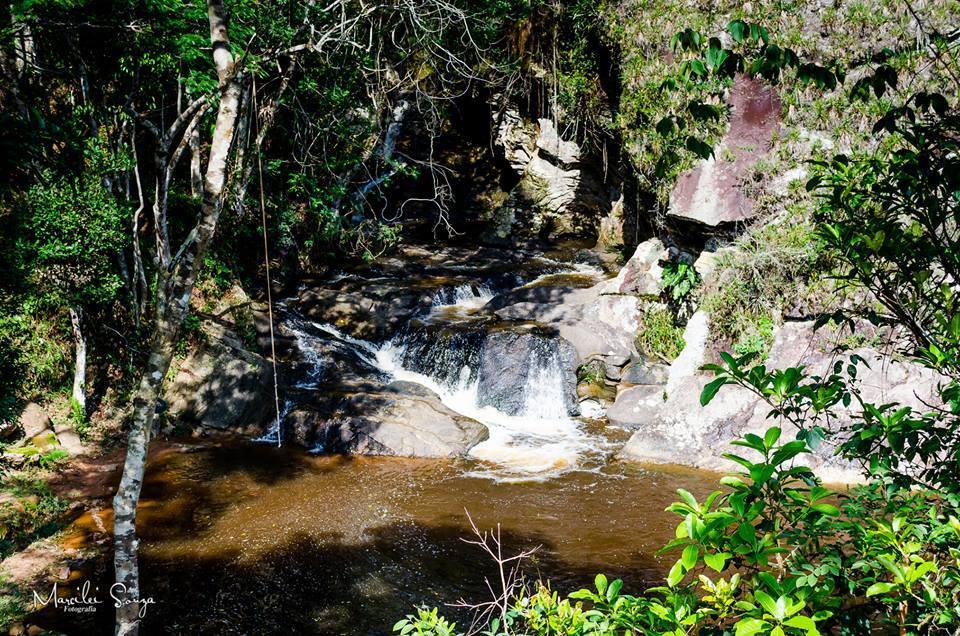 Cachoeira das Crianças | Parque Municipal de Taboão