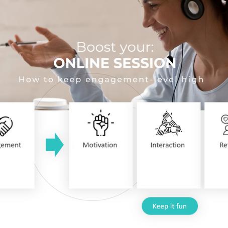The success factors for a live online training