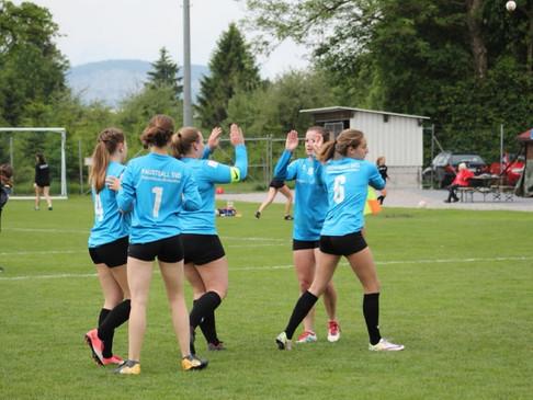 4. Meisterschaftsrunde NLB Damen