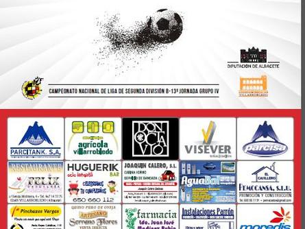 El CP Villarrobledo jugará este sábado a las 5 de la tarde frente al San Fernando de Lolo Guerrero