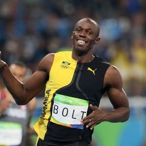 Usain Bolt Tests Postive for COVID-19