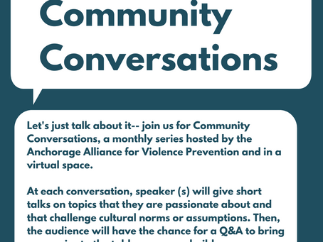 Kicking Off Community Conversations with AAVP
