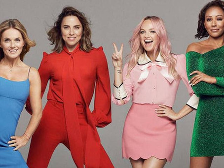 Le retour des Spice Girls sur scène en 2019