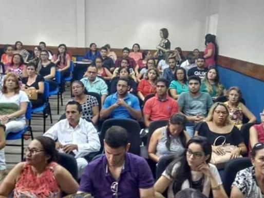 Curso em Caxias.