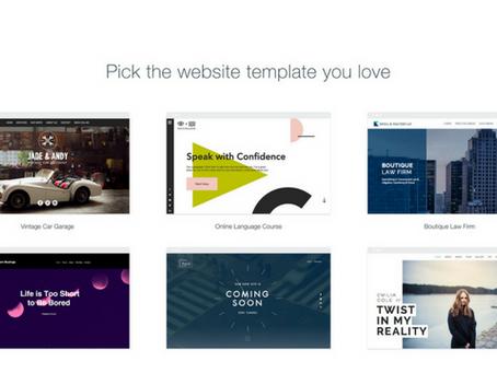 Template wix: come scegliere il più adatto per il tuo sito
