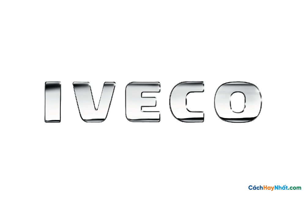 Logo Iveco PNG