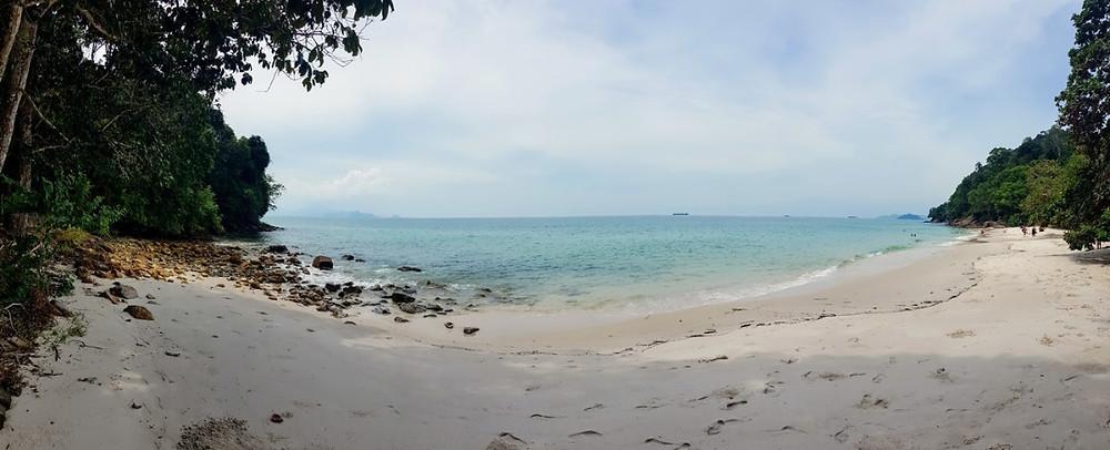 Sandy Skulls Beach Datai Langkawi