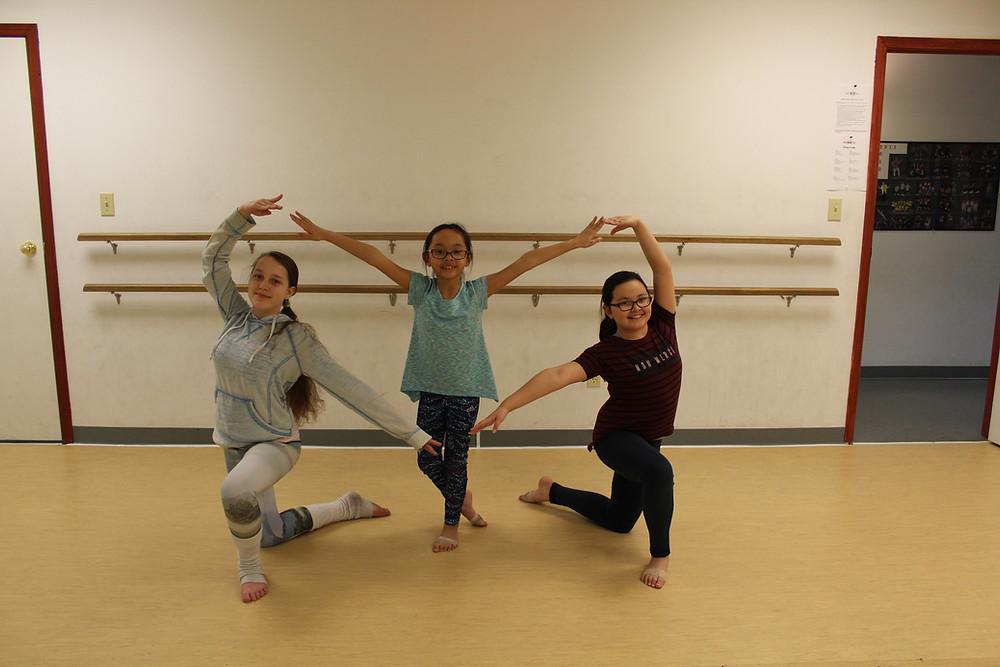 recreational dance programs