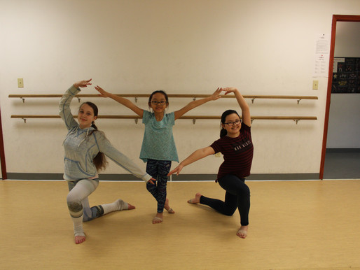 Community Dance Programs