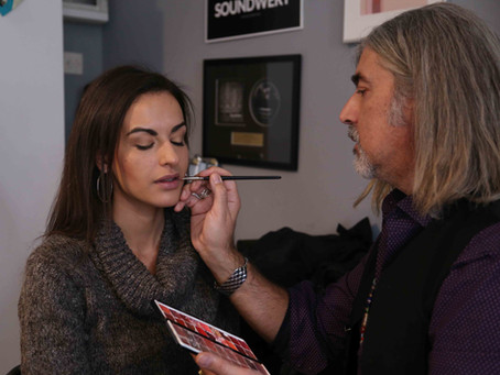 Fashion and Photoshooting MUA Sakis Isaakidis