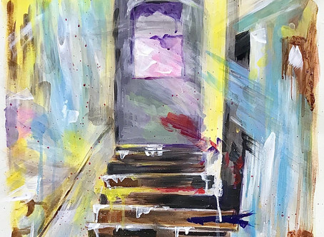 Une histoire d'escalier (merci Mr Wrigth)