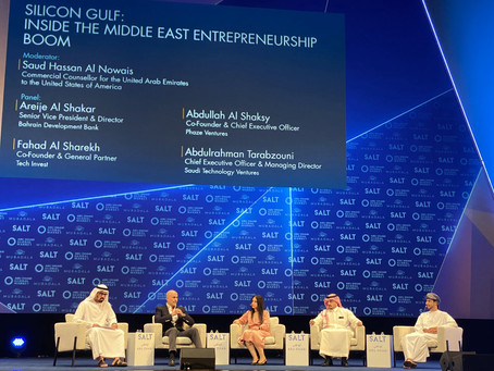 Phaze Ventures CEO Speaks at SALT Conference in Abu Dhabi