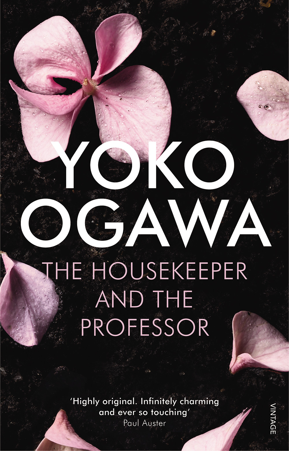 The Housekeeper and the Professor by Yoko Ogawa : the book slut book reviews thebookslut best floral book covers valentines day books