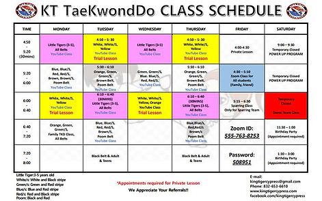 KT Taekwondo Schedule_090420.JPG