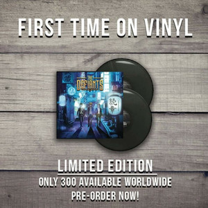 "The Defiants album ""Zokusho"" to be released on vinyl December 4th"