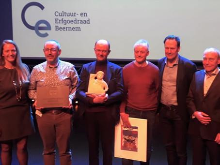 Uitreiking Beernemse Cultuurprijzen 2019!
