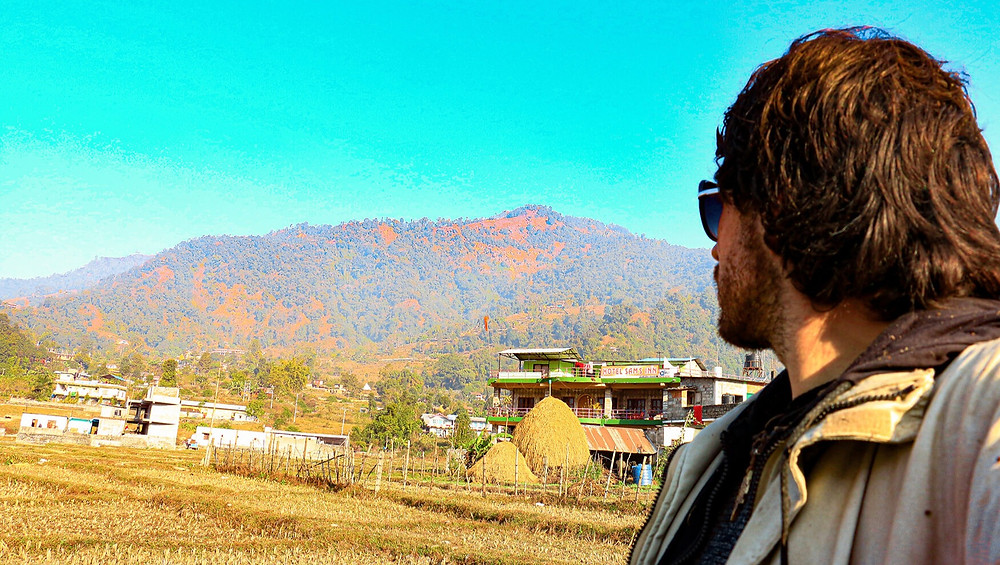 Mt Sarangkot, Nepal