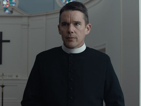 First Reformed (2017) Paul Schrader